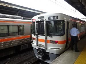 名古屋から大阪(JR) (2)
