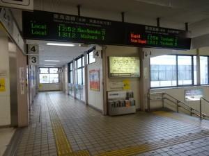 名古屋から大阪(JR) (3)