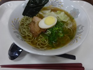 明石食堂 のりラーメン (4)