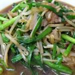 【高知県土佐市】中華料理 嬉龍 のニラ豚を食べてみた!
