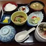 【愛媛県宇和島市】とみやの鯛めし定食を食べてみた!