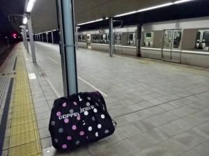 岡山県輪行旅 (1)
