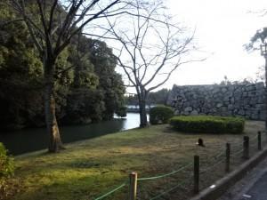 姫路城一周 (4)