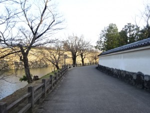姫路城一周 (5)