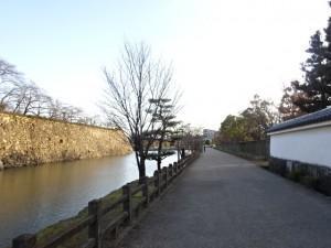 姫路城一周 (6)