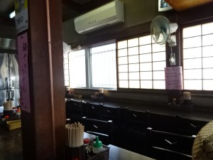枡うどん 肉うどん (2)