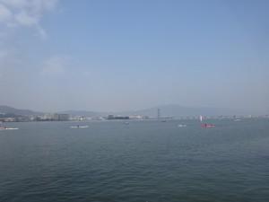 ビワイチ(琵琶湖一周)1日目 (5)