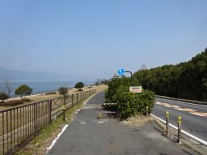 ビワイチ(琵琶湖一周)1日目 (7)