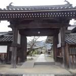 【明日香村観光】橘寺に行ってみた!