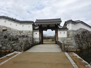 赤穂城跡 (2)