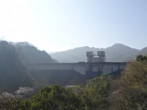前山ダム ダムカード (10)
