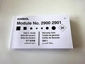 [カシオ]CASIO フューチャリスト LA-201W-2C  (3)