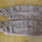 【極暖】足が出せるロングカバーを買ってみた!