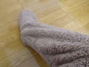極暖 足が出せるロングカバー (7)