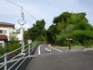 住吉荘から善楽寺 (2)