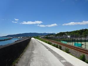 奈半利駅から住吉荘 (16)
