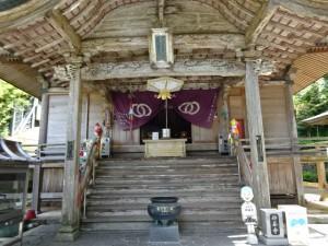 奈半利駅から住吉荘 (6)