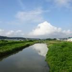 【明石川】終点の播磨灘から始点の木幡駅南まで自転車でさかのぼってみた!