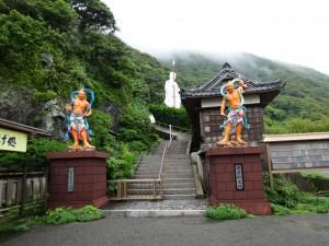 民宿みちしおから最御崎寺 (11)
