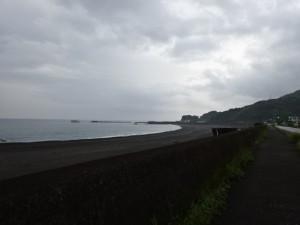 民宿みちしおから最御崎寺 (2)
