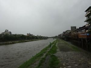 京都 鴨川 (1)