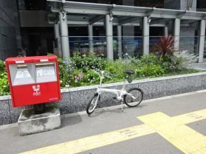 大阪から元町輪行 (1)