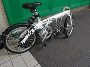大阪から元町輪行 (10)