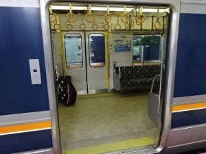 大阪から元町輪行 (3)