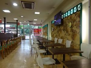明石食堂 のりラーメン (3)