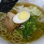 【明石サービスエリア】明石食堂 のりラーメンを食べてみた!