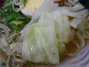明石食堂 のりラーメン (9)