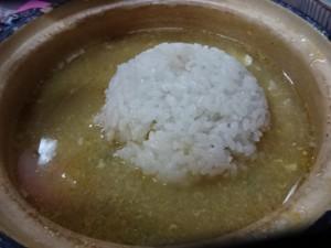 ぼっちり 鍋焼きラーメン (6)