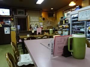ぼっちり 鍋焼きラーメン (8)