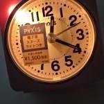 【トラベル用目覚まし時計】セイコークロック PIXIS NR437w  買ってみた!