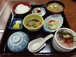 とみや 鯛めし定食 (4)