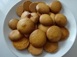 みきゃんの伊予柑クッキー (3)