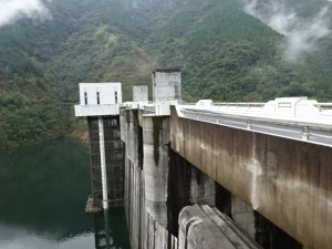 中筋川ダム ダムカード (7)