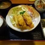【愛媛県大洲市】道草のカキフライ定食(期間限定)を食べてみた!