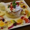 【兵庫県姫路市】cafe cakra(カフェ チャクラ)のフルーツパンケーキを食べてみた!