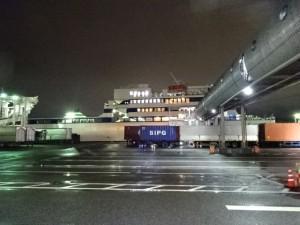 ジャンボフェリー 神戸→高松 (2)