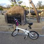 【姫路ポタリング】自転車で姫路城一周走ってみた!