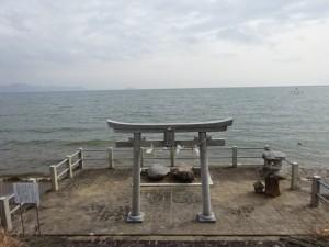 ビワイチ(琵琶湖一周)2日目 (15)