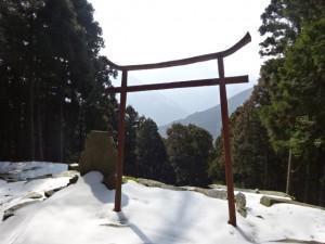 横峰寺奥之院星ガ森 (14)