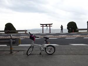 琵琶湖 白鬚神社 (8)