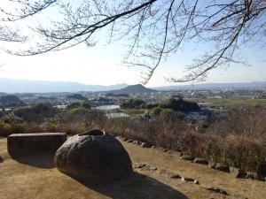 甘樫丘展望台 (7)