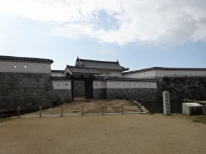 赤穂城跡 (1)