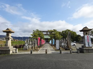 赤穂大石神社 (1)