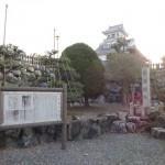 ミニベロで長浜城に行ってみた!