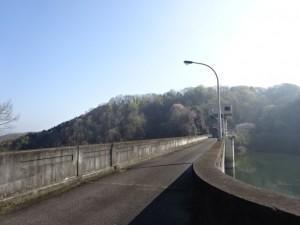前山ダム ダムカード (8)