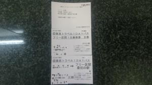 東京トラベル1DAYパス (4)